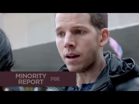 FOX Releases First Official Trailer for MINORITY REPORT!