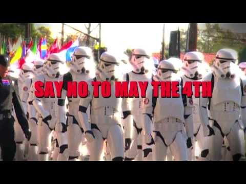 A Warning About May The 4th!
