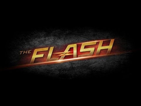 The Flash's Time Stream Visions in Slow Motion!