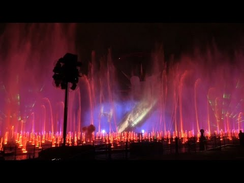 Disneyland Adds Star Wars To World Of Color!