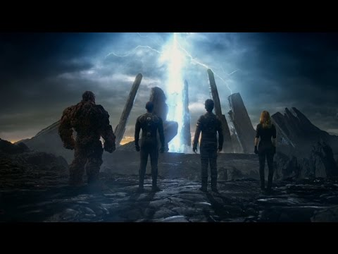 The Fantastic Four Power Up in this Promo