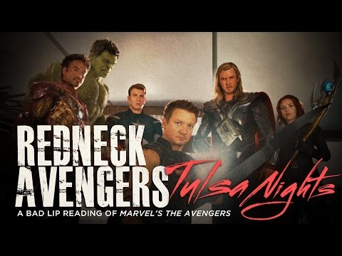 """Bad Lip Reading, This Time It's REDNECK AVENGERS: TULSA NIGHTS – """"Hey, You Seen My Beef Jerky?"""""""
