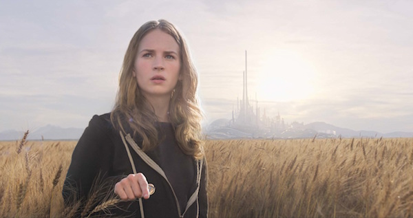 Movie Review – TOMORROWLAND