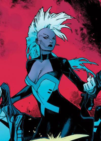 New Photos Hint at Storm Having a Mohawk for X-Men: Apocalypse!