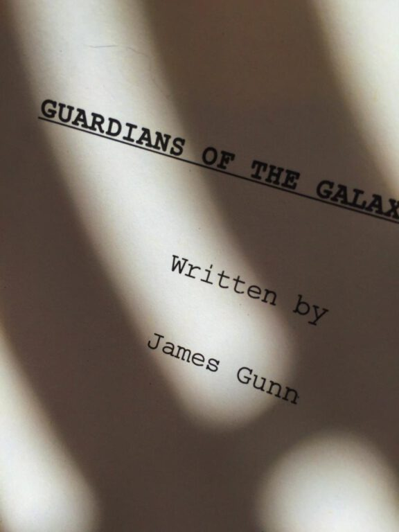 Guardians of the Galaxy 2 One Step Closer to Being Done!