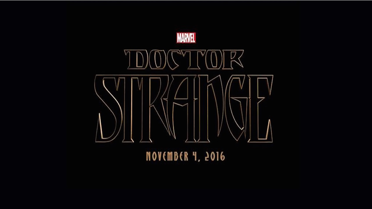 Doctor Strange Director, Scott Derrickson, is in London to start Production