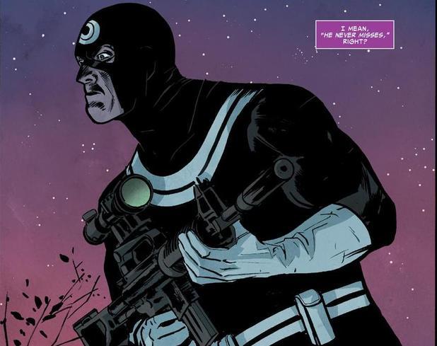 {RUMOR} Jason Statham to Play Bullseye in Daredevil Season 2