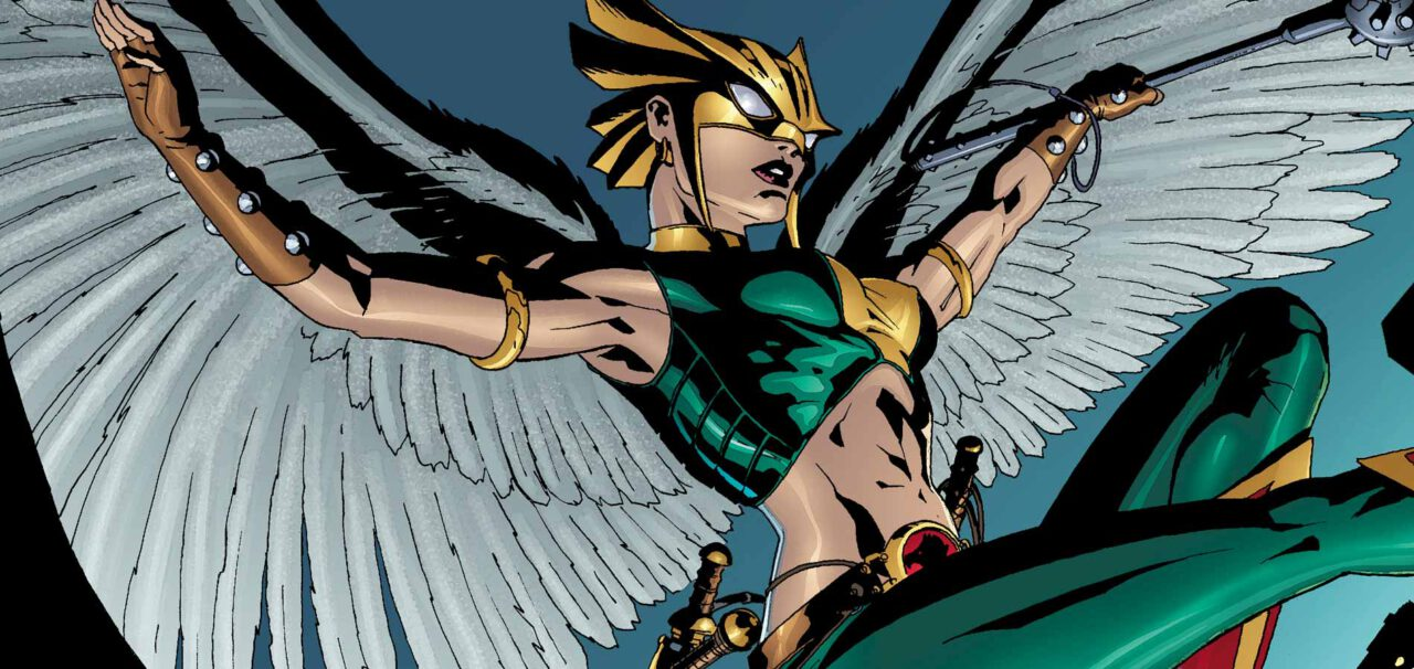 Ciara Renee Slowing Becoming Hawkgirl for CW's Legends of Tomorrow