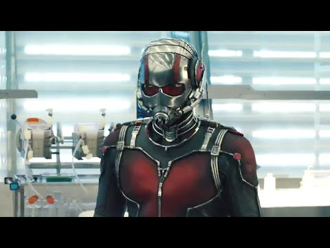 Paul Rudd Gets Excited in this New, Extended Trailer for Ant-Man