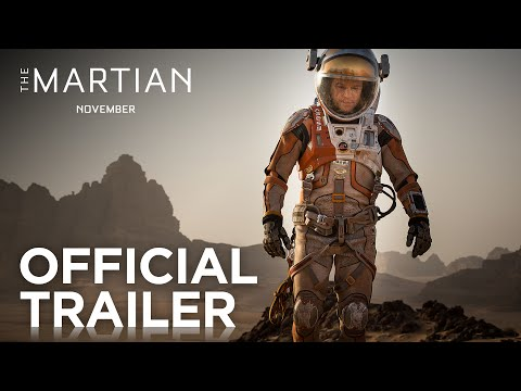 "Watch Matt Damon ""Science the Sh*t Out of This"" Trailer for 'The Martian'"