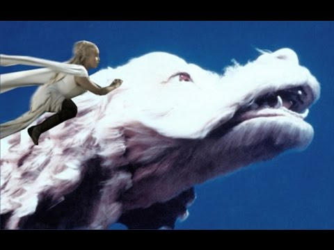 YOUR DAILY FIST PUMP: Khaleesi and The NeverEnding Story Mashup – Turn Around, Look at What You See…