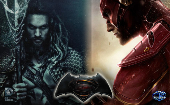 Is This How Flash and Aquaman Make Their Debut in Batman v Superman: Dawn of Justice?
