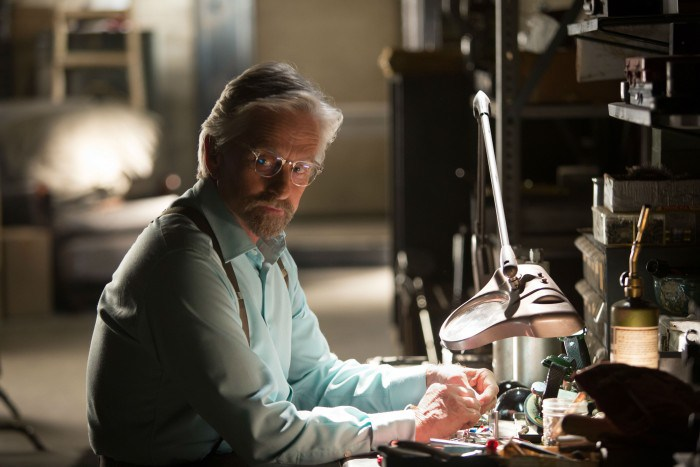 An Ant-Man Prequel About Hank Pym? Director Peyton Reed Would Do One!