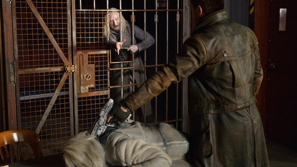 Defiance Ep 5 Wee-Cap: 'Where the Apples Fell' – 2000 Pinkmeats Crying Out for Mercy!