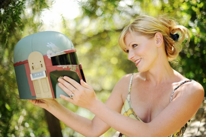 5 QUESTIONS With Legion Of Leia Creator Jenna Busch!