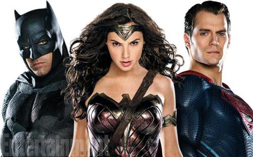 Bat-Signal? Wonder Woman Dancing? WB Releases New Pics for Batman v. Superman: Dawn of Justice