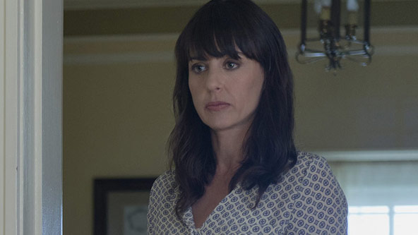 Constance Zimmer Goes Toe-to-Toe with Phil Coulson in Agents of S.H.I.E.L.D.