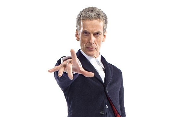 The Best Doctor Who Gif Ever Announcing The Nerdist Hosting the SDCC Panel