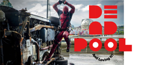 New Deadpool Pictures Show Off the Whole Cast