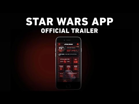 Brand New Star Wars App Released Today And It's So Fun!