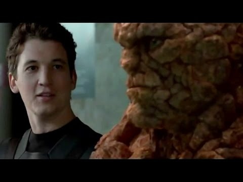 Watch All the New Fantastic Four Trailers and the Thing's Denny's Commercial!