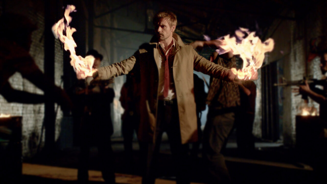 Constantine to Play a Major Role in Arrow this Season!