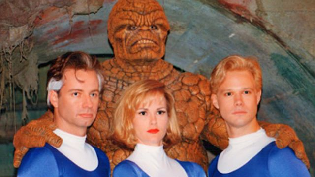 Watch Roger Corman's Fantastic Four Online. You're Welcome.