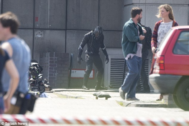 First Black Panther Pictures Surface Online!