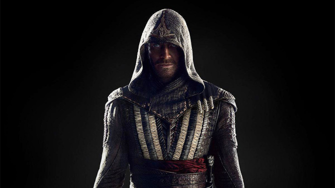 Here's The First Image of Michael Fassbender in Assassin's Creed