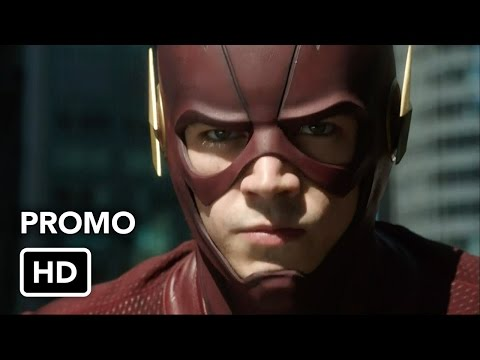Flash Promo for Season Premiere has Atom-Smasher and a Flash Signal?