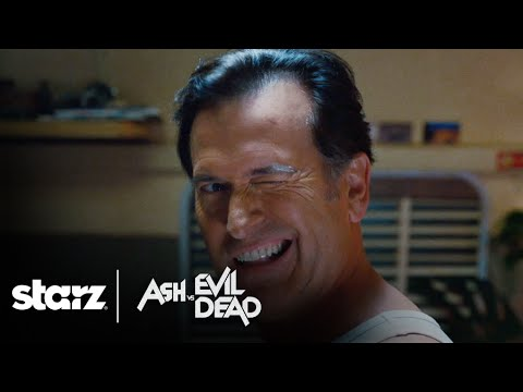 Bruce Campbell in Perfect Form in NEW Ash vs. Evil Dead Trailer!