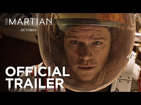 TRAILER – The Martian