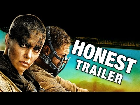 Honest Trailers Delivers Hilarious Mad Max: Fury Road – Mario Kart from Hell