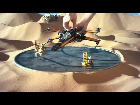 New LEGO Commercial For Star Wars: The Force Awakens