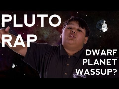 Pluto Is A Planet, I Know It 'Cause I Love It!