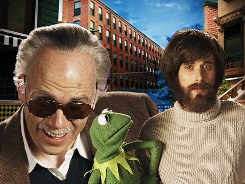 Stan Lee Takes on Jim Henson in Epic Rap Battles of History!