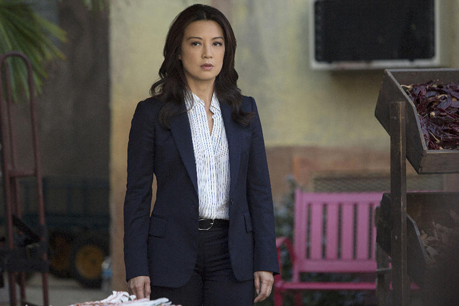 Agent Melinda May Could Be Leaving the Team on ABC's Agents of S.H.I.E.L.D.