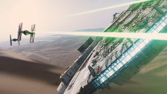 Star Wars: The Force Awakens To Be Shown In Imax For A Month!