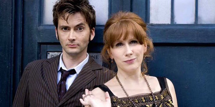 *UPDATED* David Tennant And Catherine Tate Together Again For A Doctor Who Audio Drama!