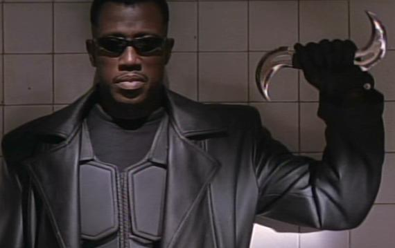 Wesley Snipes Claims That He's Still in Talks with Marvel to Bring Blade Back