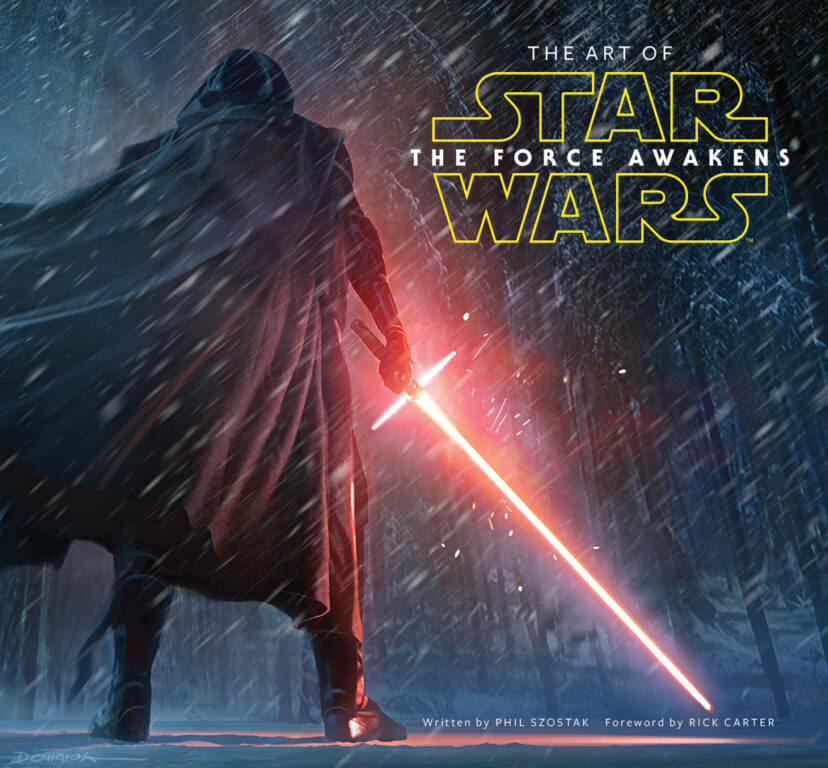 The Art Of Star Wars: The Force Awakens Coming in December!