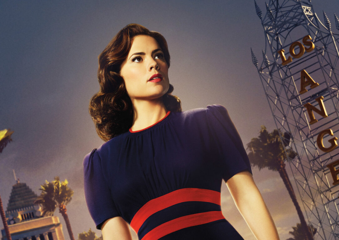 New Agent Carter Poster Shows Off Her West Coast Look!