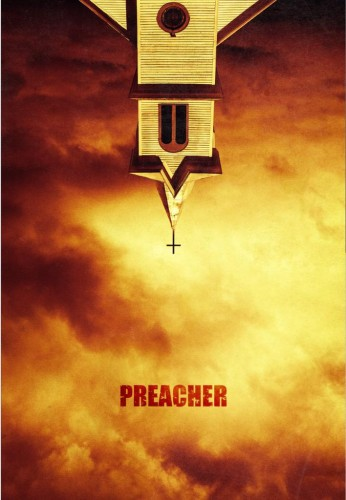 AMC Gives Preacher a Premiere Date! And Some Key Art!
