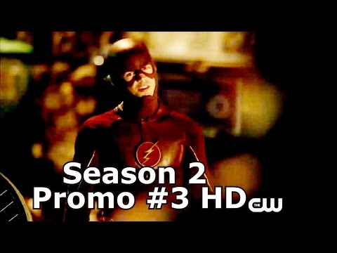 CW's New Promo for The Flash Promo Gives Us Cisco's One-Liner Ever! Also Jay Garrick
