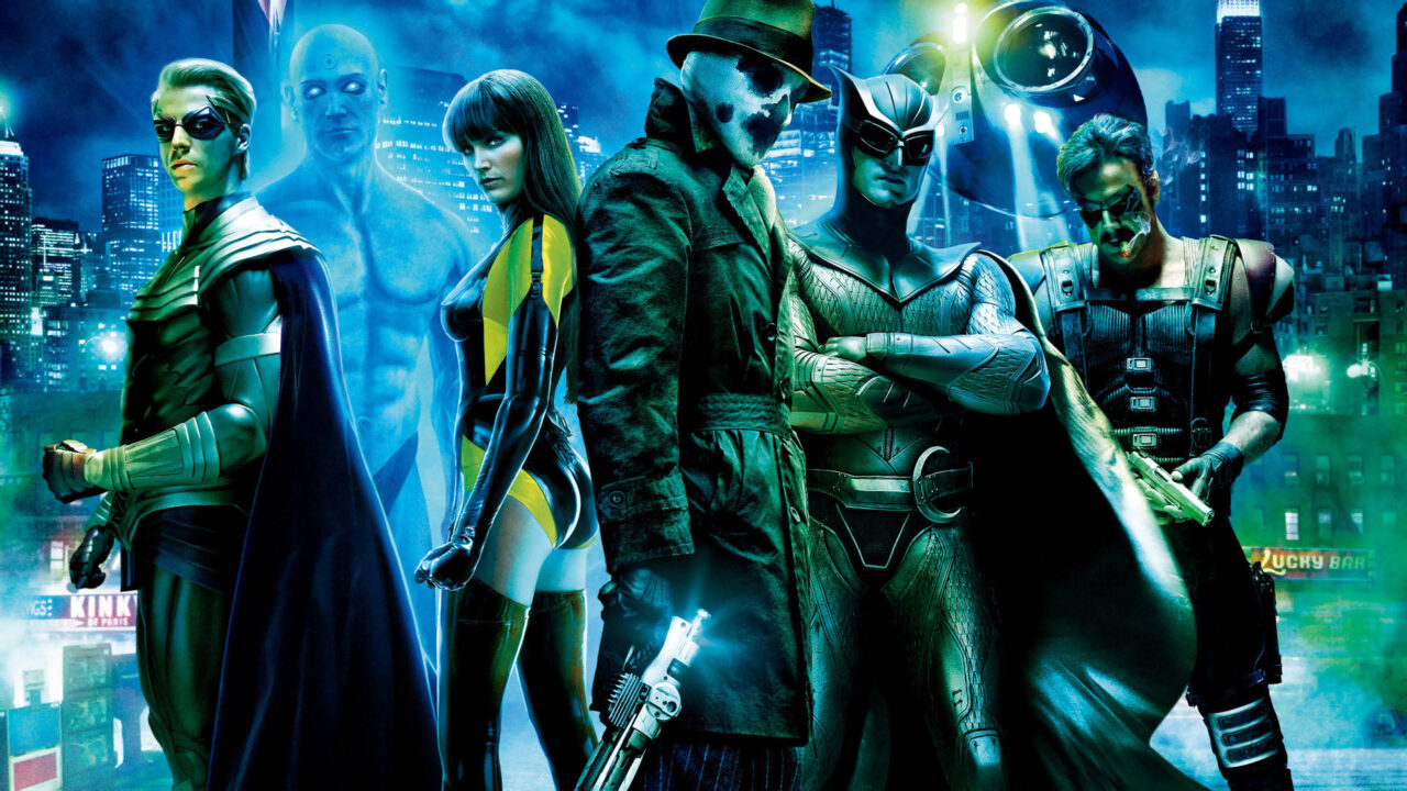 HBO CONFIRMS INTEREST IN A WATCHMEN TV SERIES