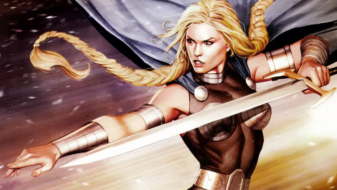 {RUMOR} Valkyrie to be brought into the Marvel Cinematic Universe in Thor: Ragnarok!