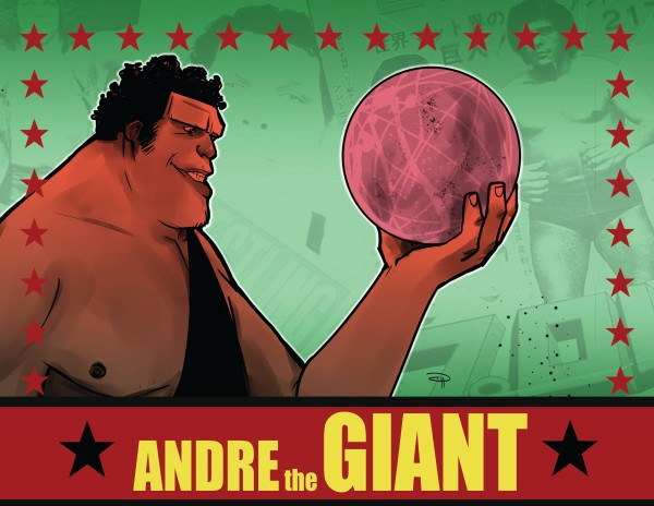 New York Comic-Con Adventures – Part 1: Andre the Giant, Attack on Titan and More!