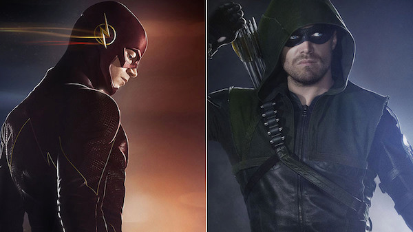 Trilogy Spoilers! Podcast LIVE – Arrow and Flash New Season Recap and Review