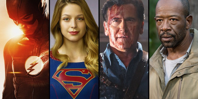 Trilogy Spoilers! Podcast – Fall TV Preview 2015