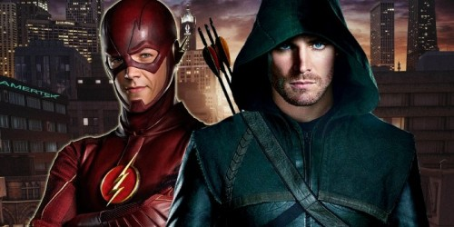 Synopses for Upcoming Episodes for Arrow and The Flash Give Us Constantine and Dr. Light!